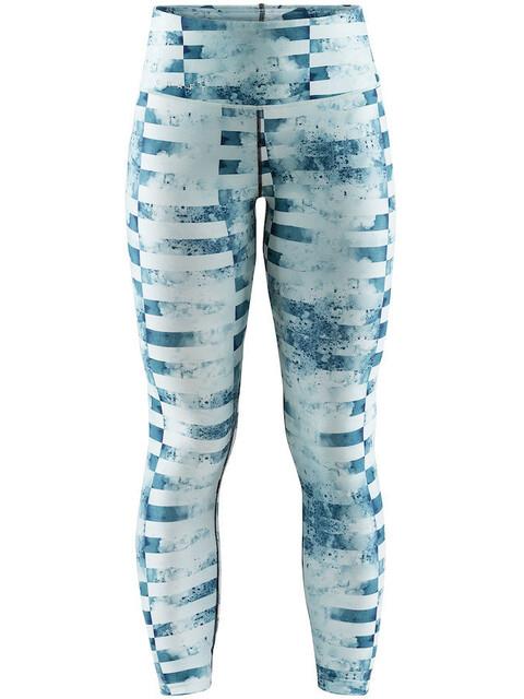 Craft Charge - Pantalones cortos running Mujer - Turquesa